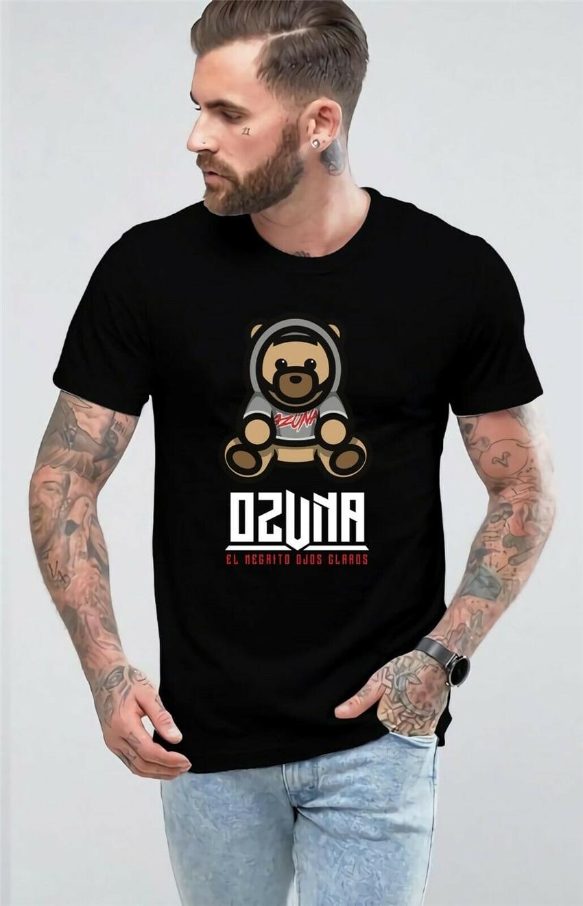 Ozuna T Shirt Unisex T Shirt Size S-2Xl Best Item Basic Models Tee Shirt