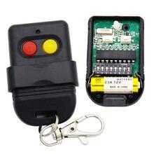 Smc5326 8dip switch 330mhz 433 SMC5326-P 330 433 mhz controle remoto para portão da garagem abridor de porta controle remoto