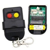 SMC5326 8dip przełącznik 330mhz 433 mhz SMC5326 P 330 433 mhz zdalnego sterowania dla brama garażowa mechanizm otwierania drzwi pilot zdalnego sterowania w Piloty do drzwi od Bezpieczeństwo i ochrona na