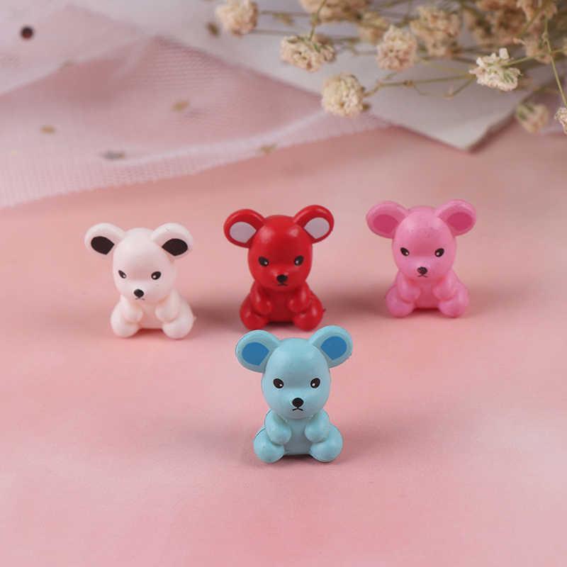 1PC Della Decorazione Della casa Del Mouse Ornamenti Mouse Piccola Statua Poco Figurine Desktop