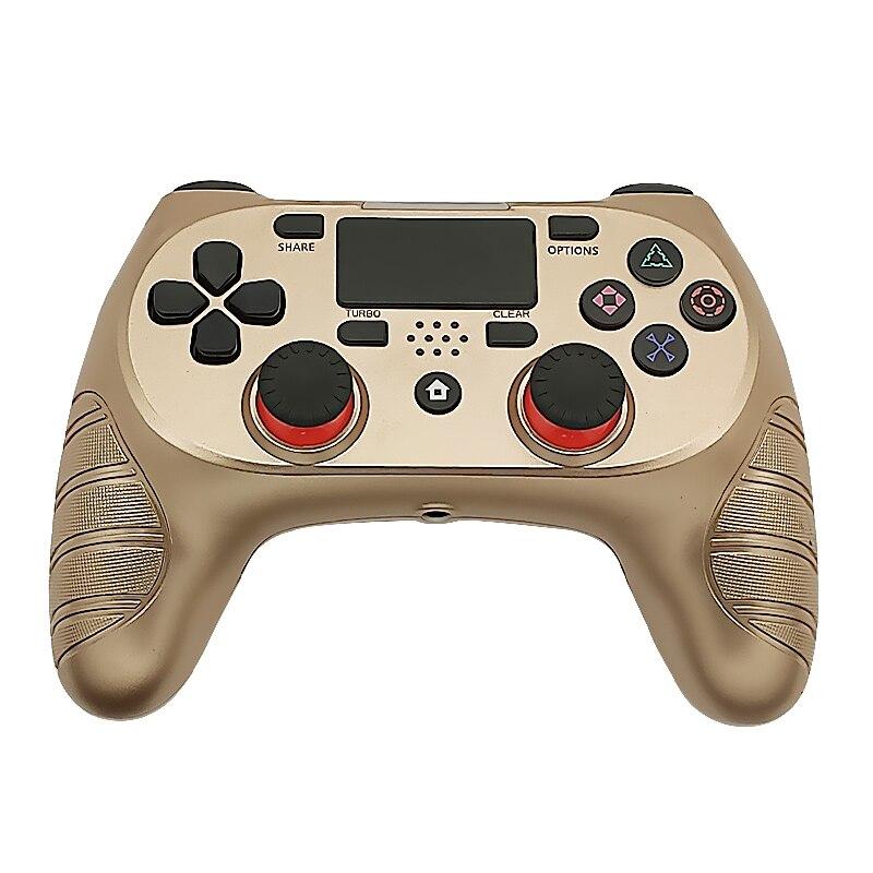 Беспроводной игровой контроллер, шесть осей, два асимметричных мотора, джойстик, геймпад, игровая консоль, контроллер для консоли PS4