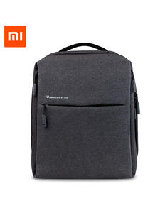 Xiaomi Backpack Business Mi-Minimalist Travel Urban Life-Style School Bag for Men's Large-Capacity