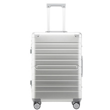 "Carrylove 100% Aluminium hand gepäck 20 ""24"" 28 ""spinner metall großen harten trolley koffer mit rädern"