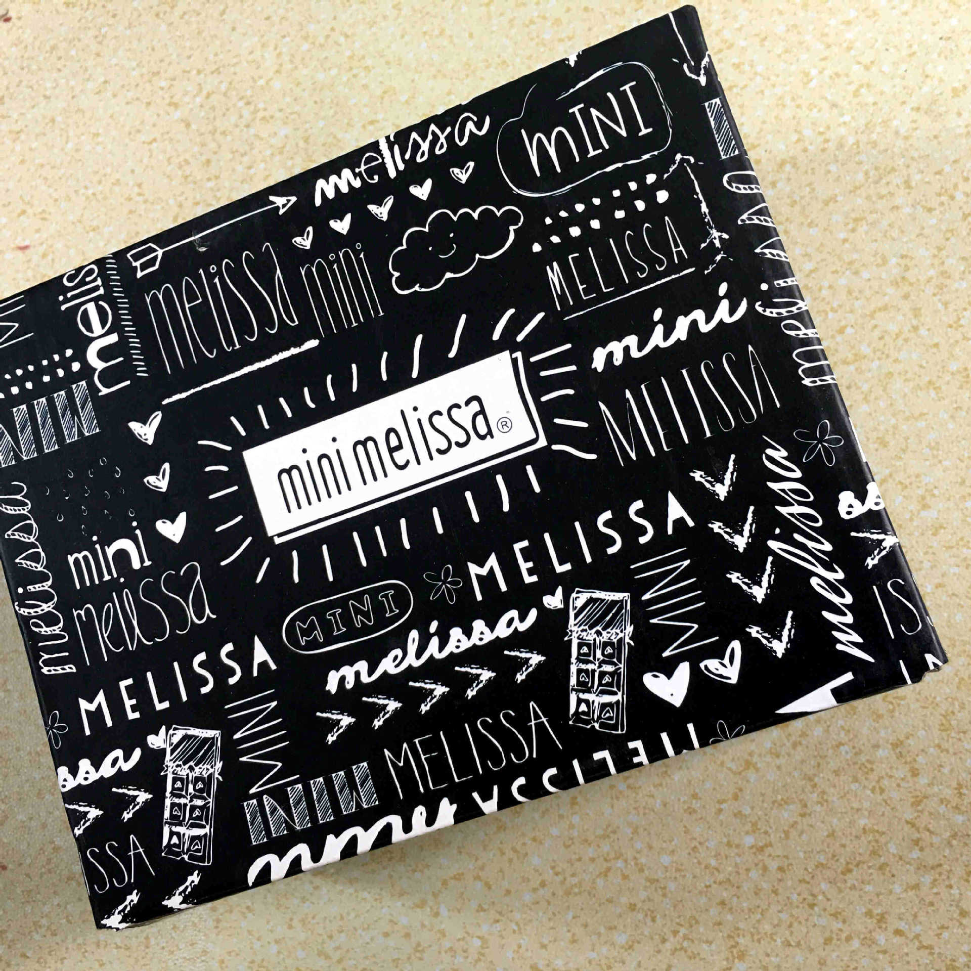 Mini Melissa Shoe Box