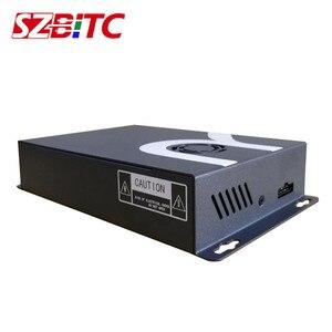 Image 4 - SZBITC دوران الفيديو تحكم دوران 90 180 270 360 درجة USB/HDMI/DVI/Audio 1080P معالج الفيديو مع جهاز التحكم عن بعد