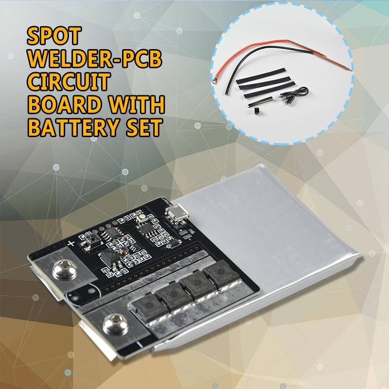 2020 Portable Battery Nickel Sheet Spot Welder-PCB Circuit Board With 3.7-4.2V 4.5ah Battery/12V BatterySpot Welding Machine Pen