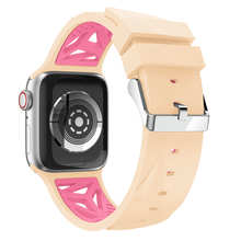 Sport Band For Apple Watch Series  Strap For IWatch Soft Sil