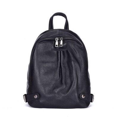 Mochila feminina de alta qualidade mochila de couro mini mochila de venda superior na promoção frete grátis para meninas - 2