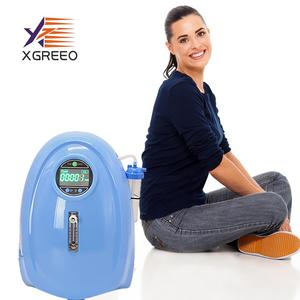 Image 1 - XGREEO 5л портативный медицинский кислородный концентратор для дома