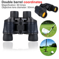 Campint and Hiking 60X60 Binoculars 3000M Waterproof High Power Fixed Zoom Telescope