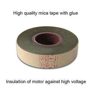 Image 3 - 5440 1 with Rubber Mica Tape / Epoxy Glass Powder Mica Tape / Motor High Pressure Mica Tape (width 25mm)