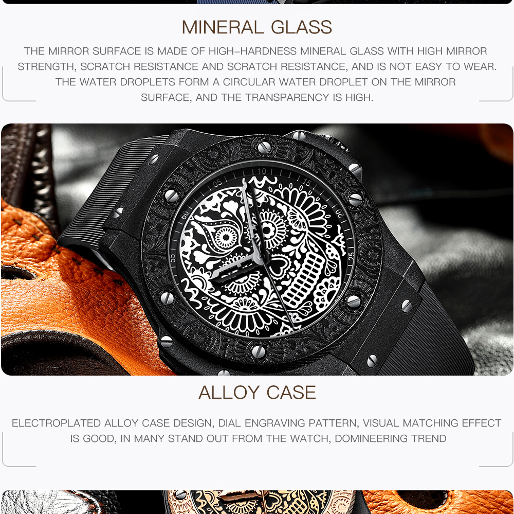 Hee2c746f5141493c9fcfcd10cf2b728d6 GIMTO Brand Men's Fashion Watches Men Sport Waterproof