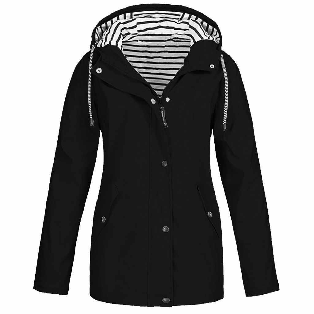 Yağmurluk kadın yağmur ceket açık artı boyutu su geçirmez rüzgar geçirmez kapşonlu yağmurluk tek kullanımlık çapa de chuva Regenhoes/D