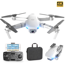 Mini Drone with Camera 4K 1080P HD Wide Angle Cameras WiFi fpv RC Drones Quadcopter Height Keep Camera Aerial Photography Dron