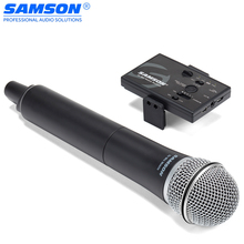 Original Samson Go Mic Mobile Handheld professional Wireless System  wireless microphone system for smartphones
