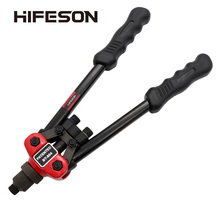 Gun Riveting-Tool Nails Manual HFFESON for HF-BT804 Double-Hand High-Quality