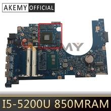 14205-1 для ACER VN7-571 материнская плата 448.02F04.0011 Hades_840M_MB VN7-571G Процессор: I5-5200U GPU:850 м Оперативная память: DDR3 100% Тесты ок материнская плата
