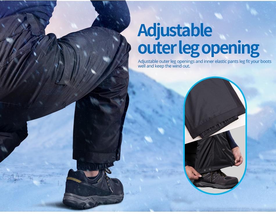Free Soldier Outdoor Ski Pants