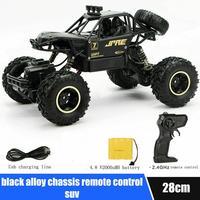 4WD RC Monster Truck Off Road Fahrzeug 2 4G Fernbedienung Buggy Crawler Auto|RC-Autos|   -