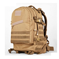 2019 outdoor leisure backpack men's camouflage backpack large capacity backpack