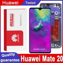 Neue Original 6.53 ''Display Ersatz für Huawei Mate 20 LCD Touch Screen Digitizer Montage Für Taube 20 Display Reparatur teile