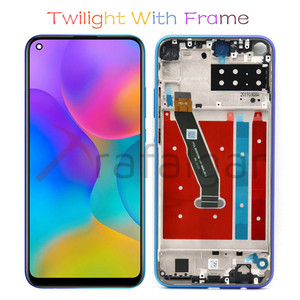 Image 3 - Trafalgar Display For Huawei Honor Play 3 LCD Display Play3 Touch Screen For Honor Play 3 Display With Frame Replacement Parts