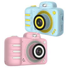 Buy New baby toy camera mini digital camera color cartoon cute education photography children birthday gift parent-child interaction directly from merchant!