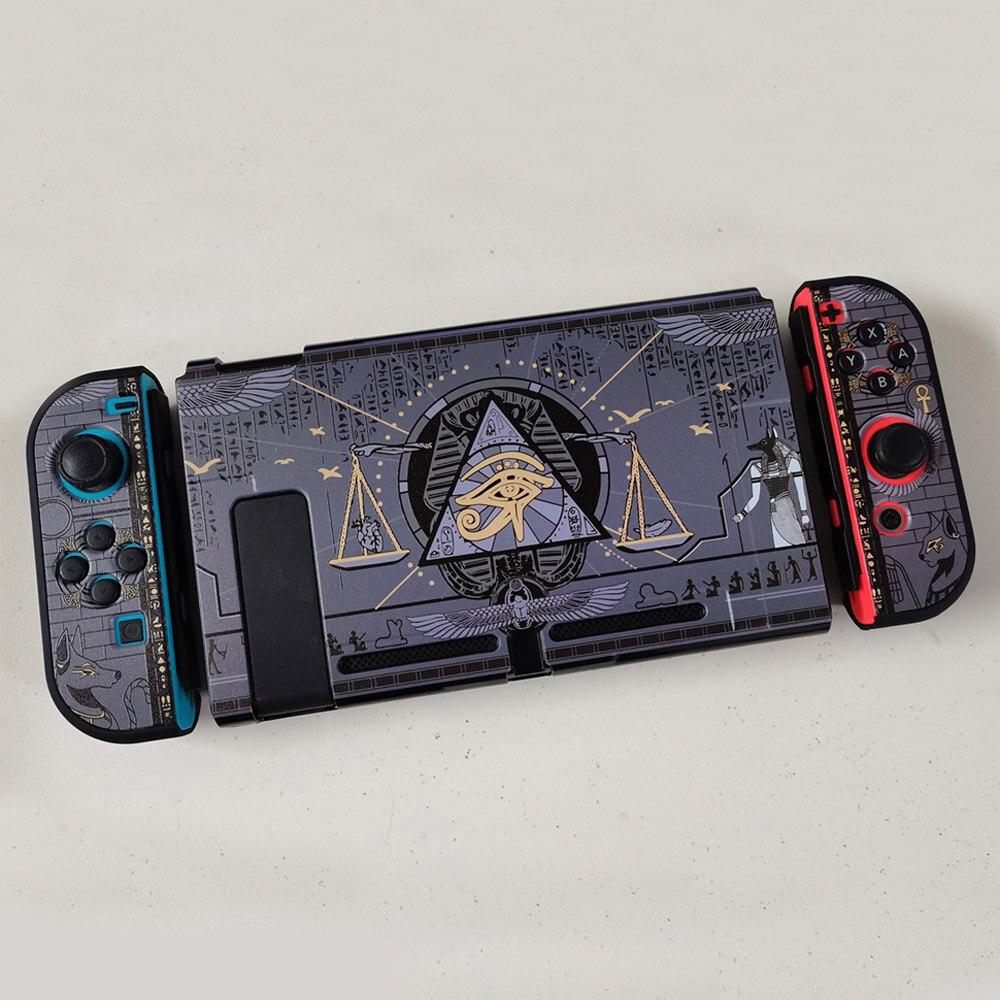 Матовый Жесткий чехол, защитный чехол, чехол для Zelda hyрует Warrior Nintendo Switch консоли NS Joy-con, Кристальный протектор, чехол для хоста