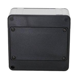 Image 2 - Nuovo alluminio racchiude goniometro elettronico inclinometro scatola smussata angolo livello magnete allinterno angolo inclinometro digitale