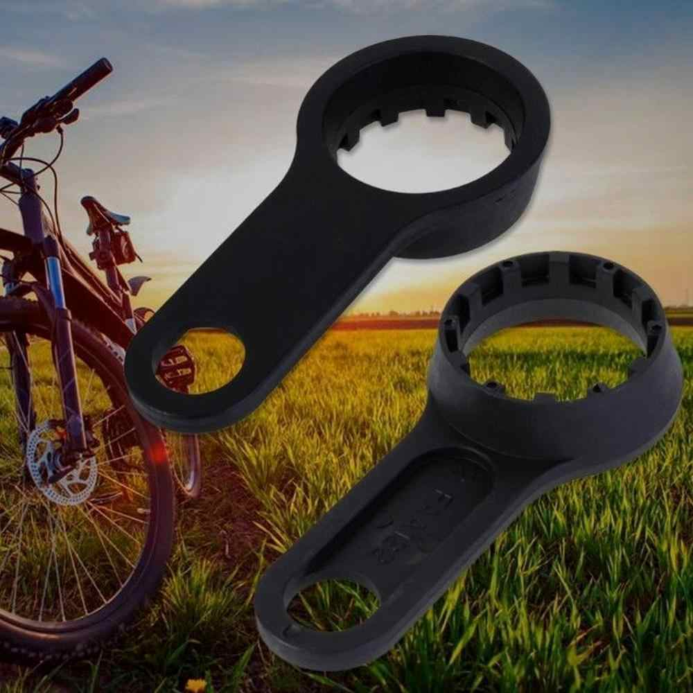 MBT Bicycle Front Fork Wrench Black Steel Repair Tool For XCR//XCM High Quality