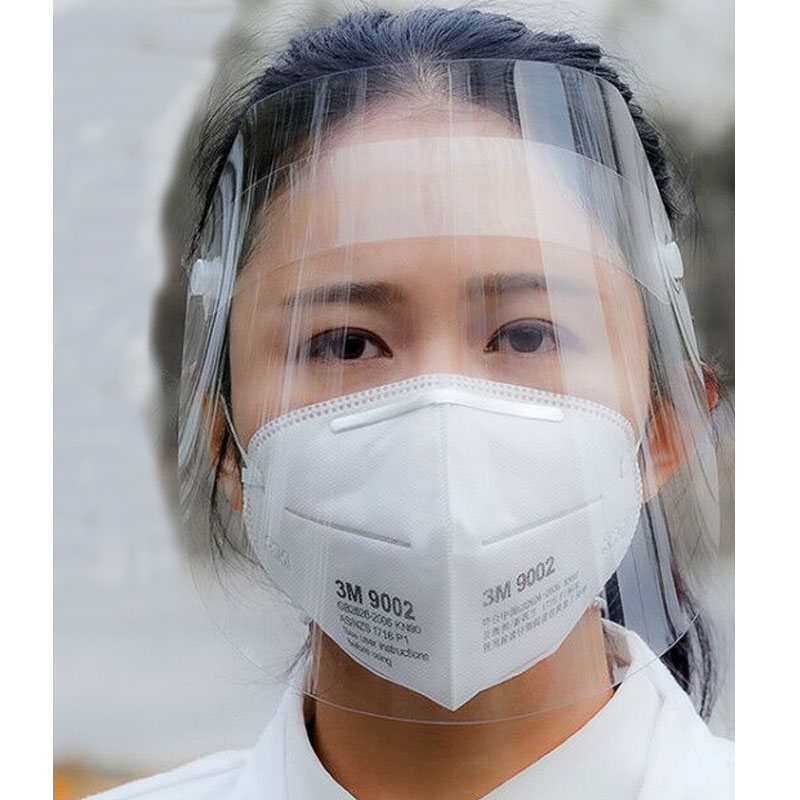 Universal Full Safety Face Shield Mask For Anti Spray Droplets Anti-splash Side Shields For Glasses Goggle Mask 1pc
