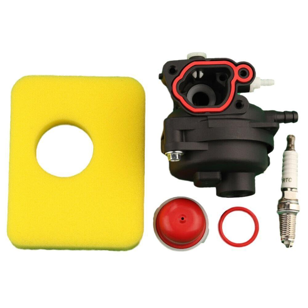 5pcs Set 591160 Carburetor For Briggs& Stratton 21