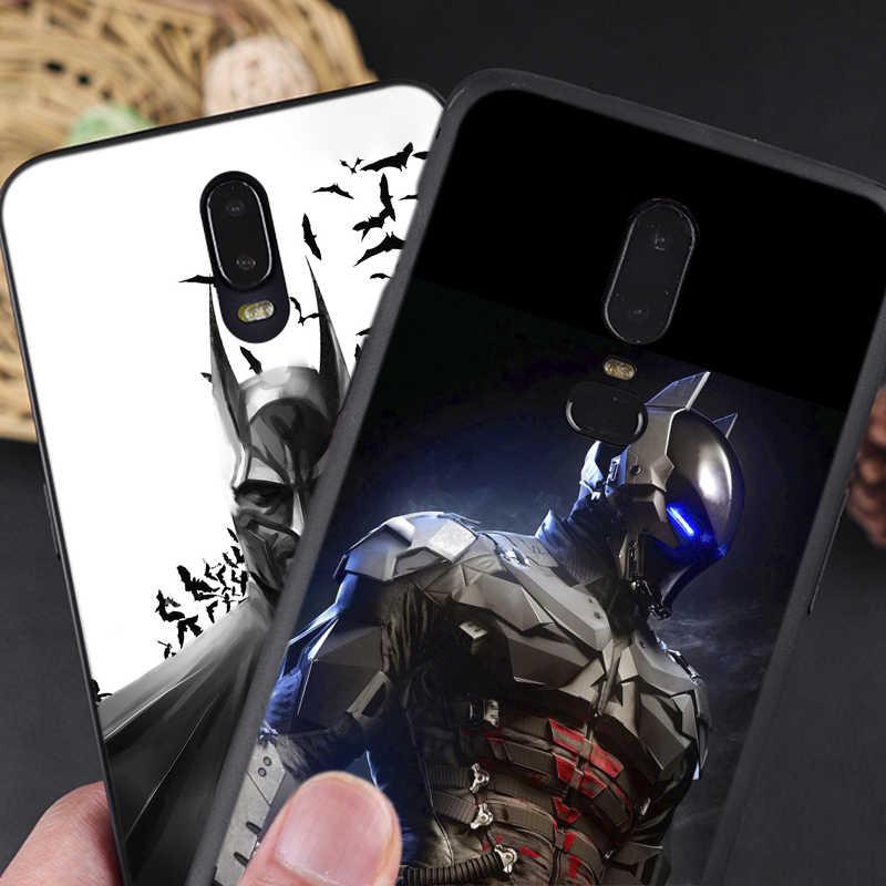 Batman Joker Harley Caso de Telefone Silicone Macio para oneplus one plus 7 pro 7t pro 7 6 6t 5t