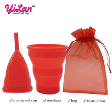 Medical Grade Silicone Menstrual Cup Women Menstrual Period Cup Menstrual Sterilizing Copa Menstrual Colector Menstrual Cups 1 pcs menstrual cups menstruacion silicone menstrual cup coupe menstruelle vaginal cup menstrual for women period cup aneercare