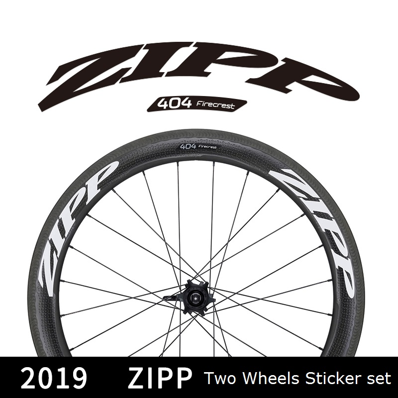 2019 Two Wheel Sticker Set for 303 404 808  Firecrest Water Proof for Carbon Wheel Rim Cycling Bicycle Bike Decal Bicycle Stickers     - title=