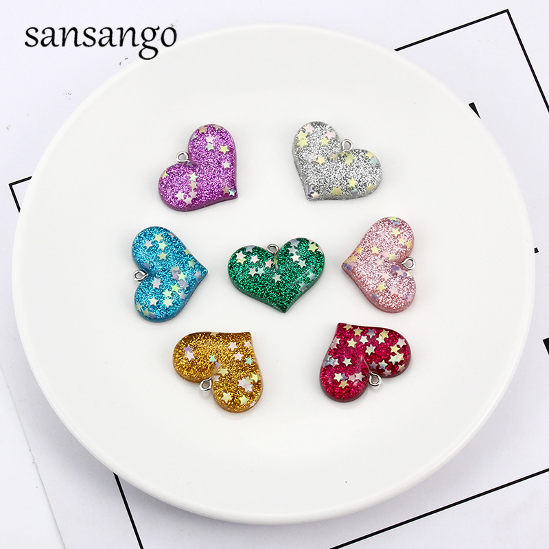 20x Glitter Dolphin Flatback Resin Cabochon Scrapbooking//Card Making Charms