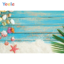 Yeele Photocall Tropical Wooden Board Planks Poster Baby Photography Photographic Background Backdrop For Photo Studio Photozone