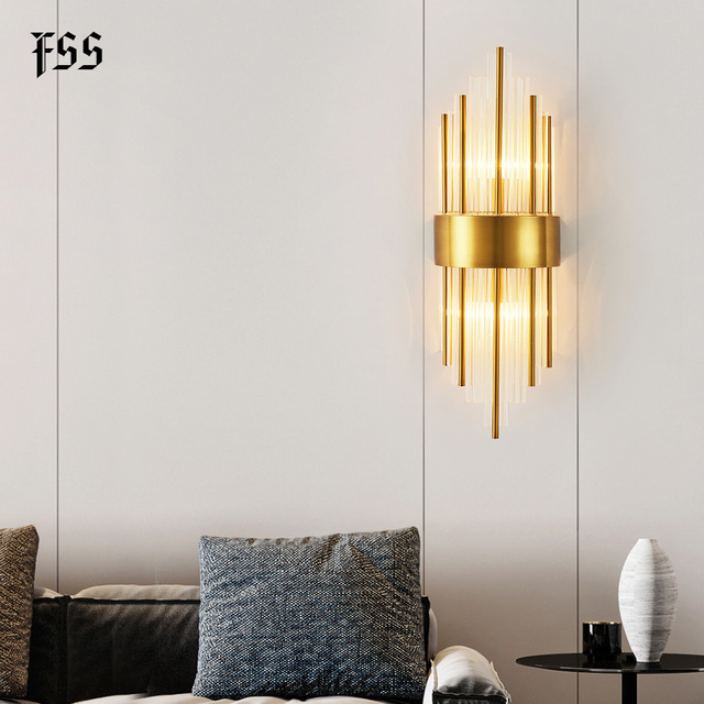 Modern Wall Lights Bedside For Bedroom Wall Light Living Room Decoration Wall Sconce Led Home Lighting Bathroom Light Fixtures 2
