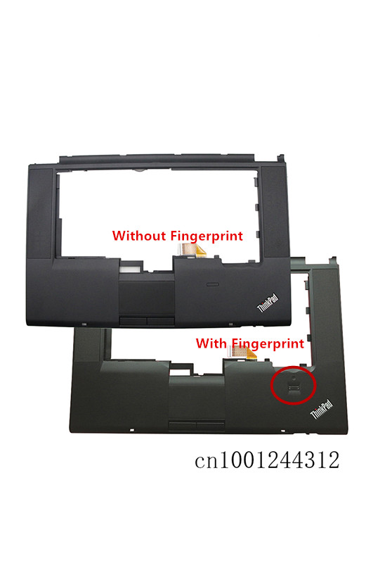 New Original For Lenovo ThinkPad T520 T520I W520 Palmrest Upper Case Keyboard Bezel Cover 04X3735 04X3737 image