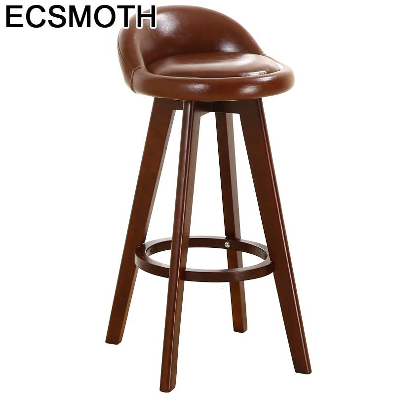 Barstool Cadir Sandalyesi Taburete Barkrukken Banqueta Hokery Sandalyeler Stool Modern Tabouret De Moderne Silla Bar Chair