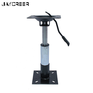 JayCreer Height Adjustable Boat Seat Pedestal Mount Stand Attachments