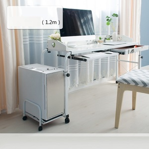 Image 3 - Mesa Para Escritorio Office Furniture Notebook Stand Bed Tray Laptop Bedside Adjustable Tablo Computer Desk Study Table