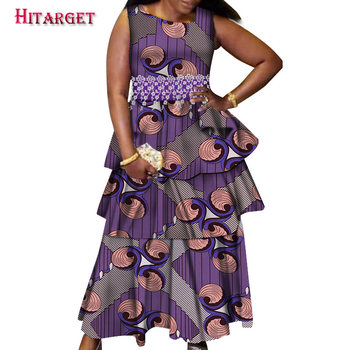 2020 Danshiki African Print elegant Clothing Dress Summer Women clothes Party Dresses Plus Size 6XL African Clothing WY4962