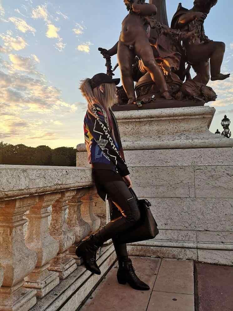 2019 moda marka erkek ceket lüks portre baskı bombacı ceket erkekler kadınlar aynı ince uzun kollu sosyal kulüp rüzgarlık ceket