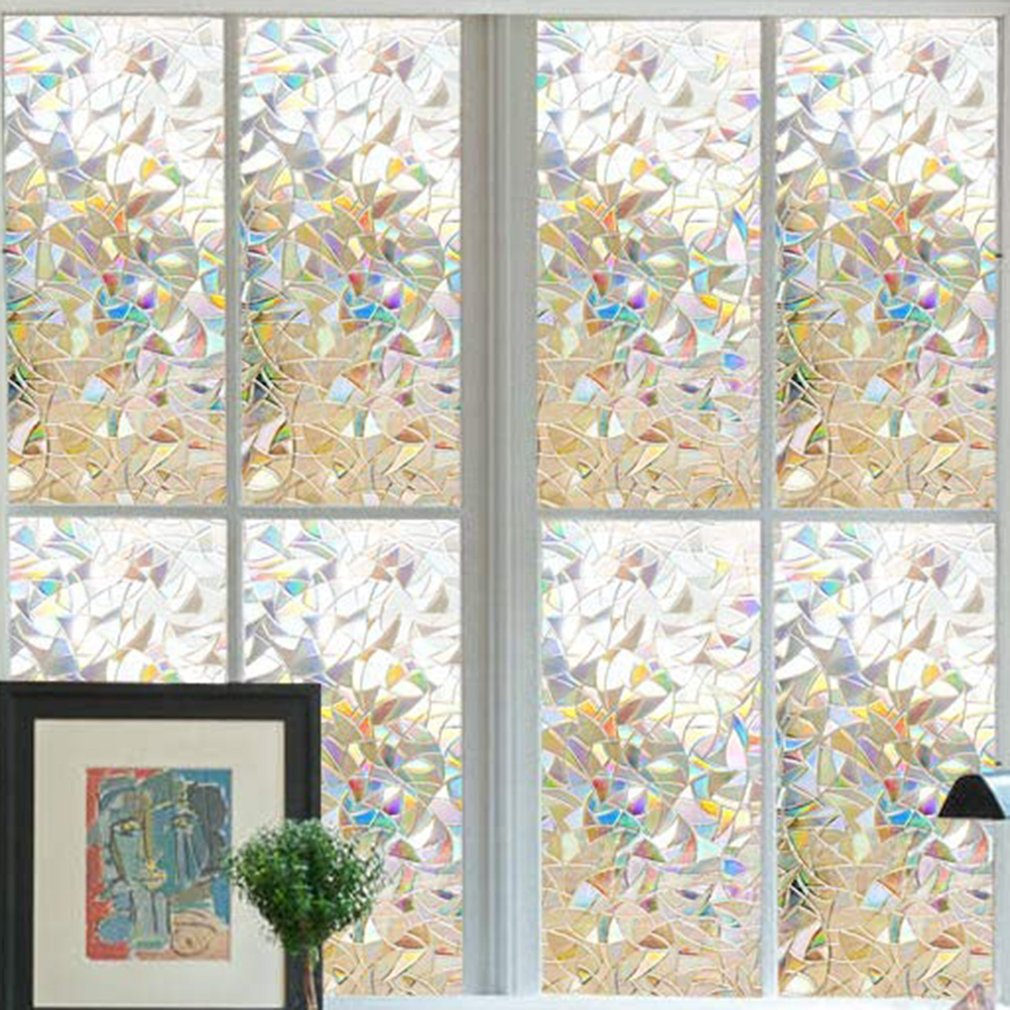 Decorations Wall Sticker No Glue Static Party Decoration Wall Decal PVC Wallpaper For Wall Windows Sticker