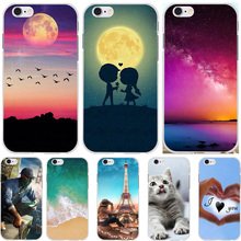For Apple iPhone 6 6S Case Ultra Thin Bag Funda Silicon Cover iPhone6 iPhone6s Phone Cases