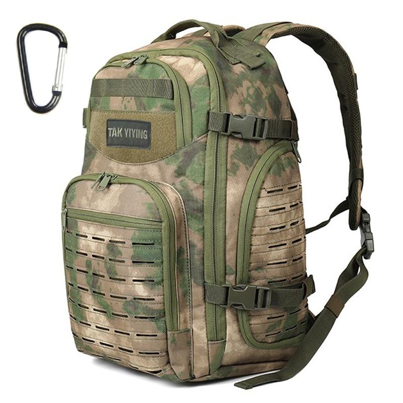 Тактический рюкзак TAK YIYING Molle для активного отдыха, армейский рюкзак для охоты, походов, походов