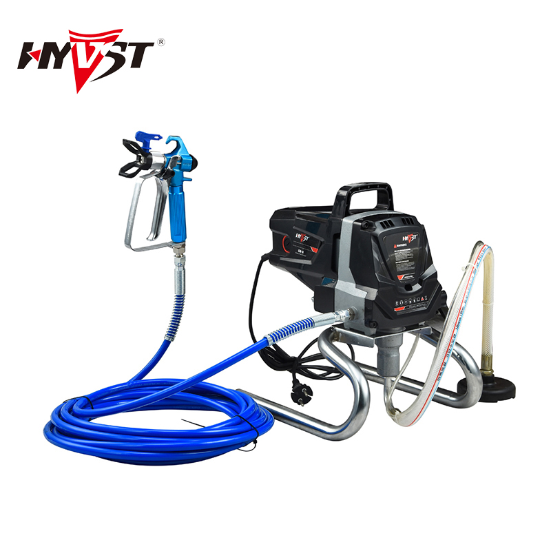 HYVST Electric Paint Sprayer Professional Portable DIY  Family Decora  Airless Paint Sprayer Home Painting  Do Home Improvements