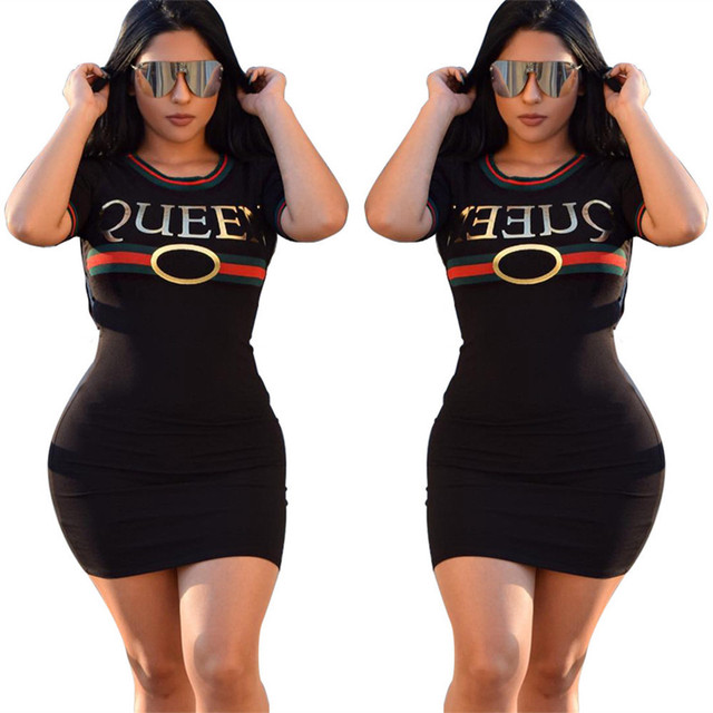 Round Neck Short Sleeved Dress 1