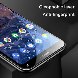 Image 4 - Tempered Glass For Nokia 6.1 8.1 7.1 5.1 2.1 3.1 Plus Nokia 2.2 3.2 4.2 Screen Protector Protective Glass For Nokia 6.1 7.1 Film